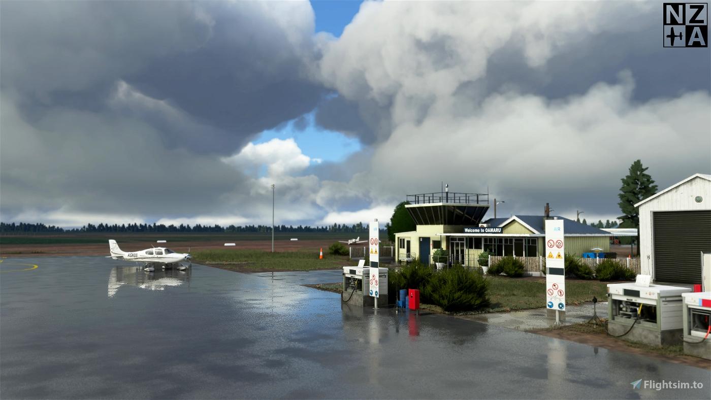 NZA Simulations - NZOU Oamaru V1.0