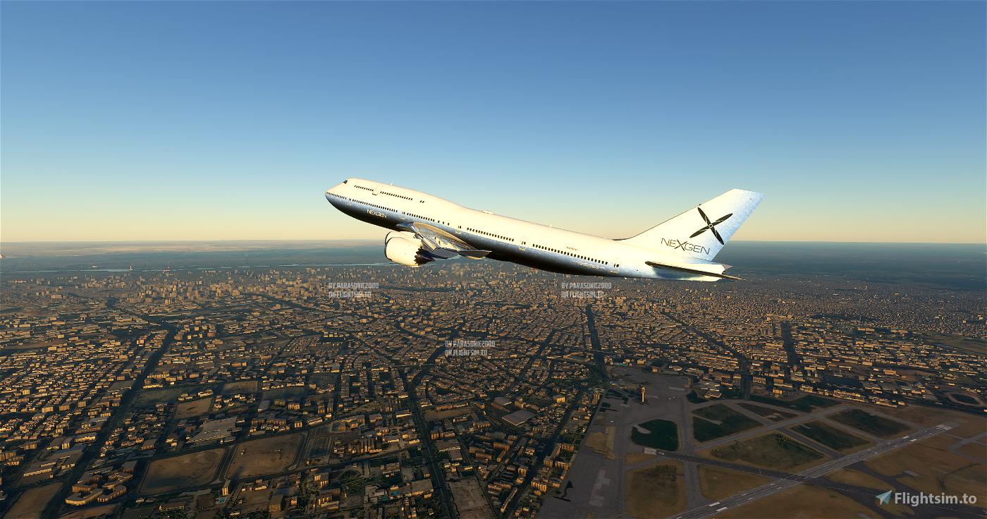 B747 - NEXGEN Virtual Airline [VERSION 1.10.7.0]