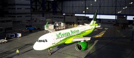 A320- Trippy Nation Livery Image Flight Simulator 2020