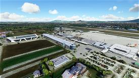 Salzburg Intl - [LOWS] Image Flight Simulator 2020