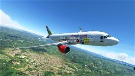 Viva Air Colombia Image Flight Simulator 2020