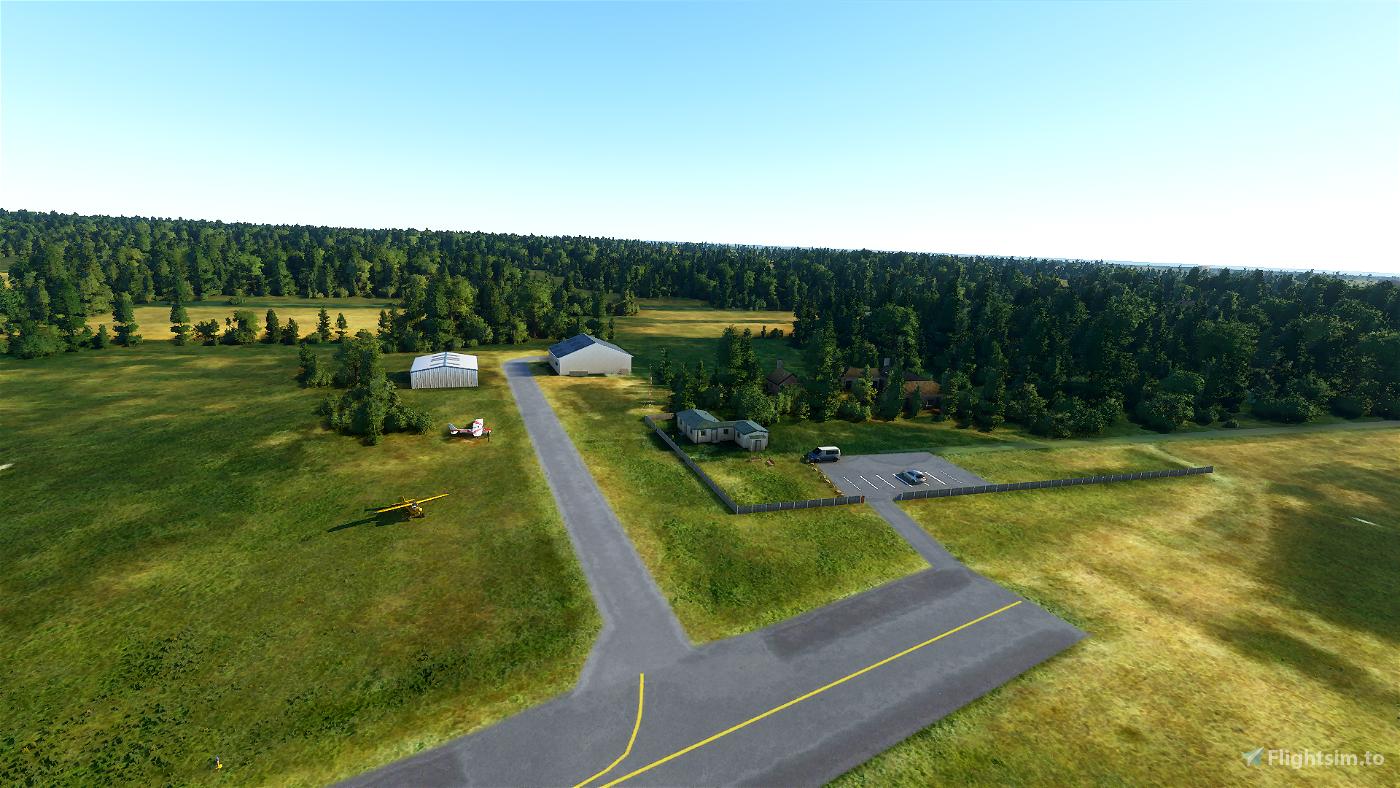EKLS - Laeso Airport Flight Simulator 2020