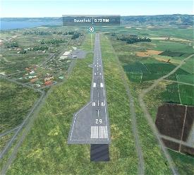 NVVV - Bauerfield - Port Vila - Vanuatu Microsoft Flight Simulator