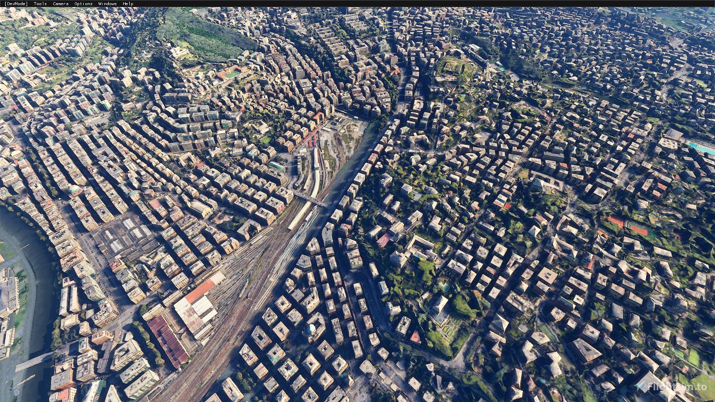 Italia - Città di Genova