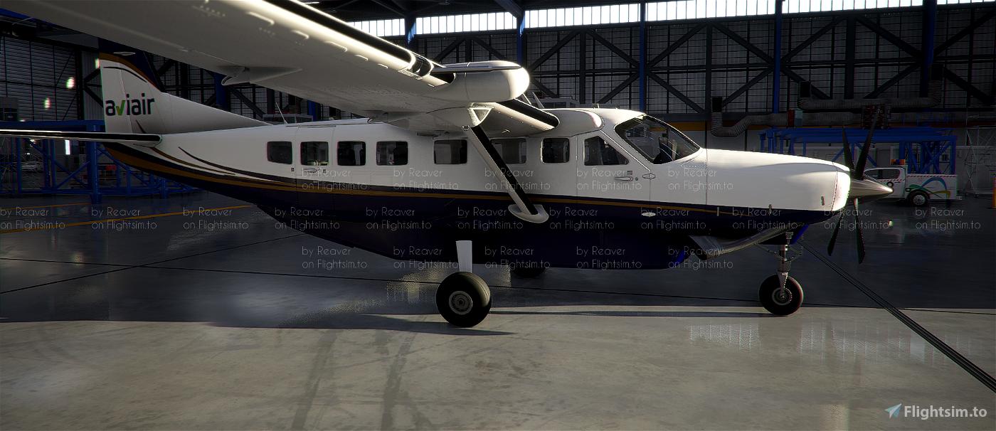 Australia Aviair Caravan 208 Flight Simulator 2020