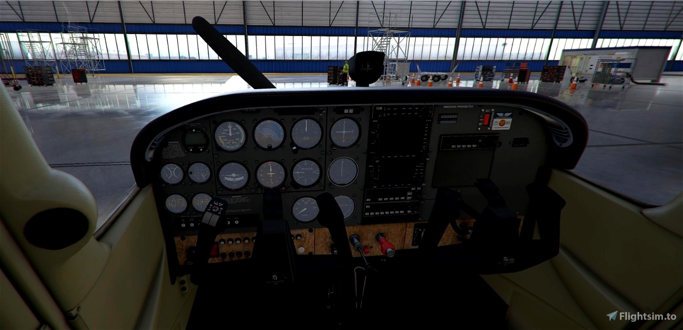 Asobo C172sp Classic Spain OE-KTM Enable Patch 1.10.7.0
