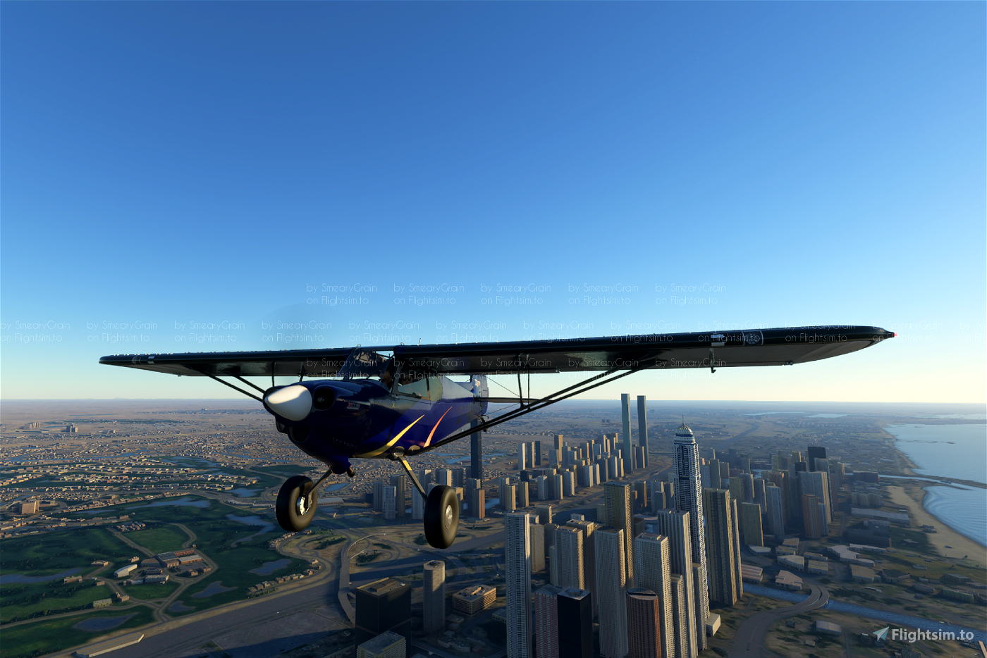 Cub Crafter XCub X series (now 9 colours)