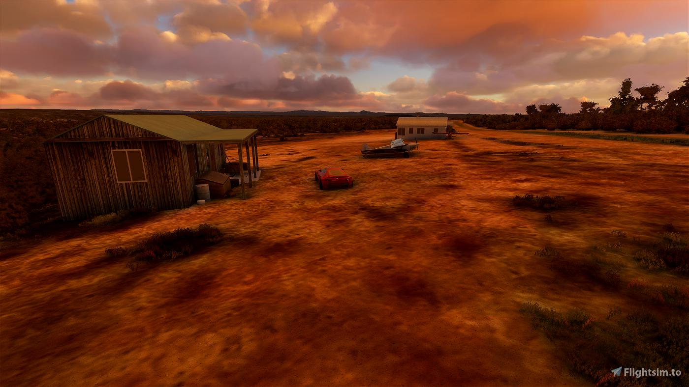04UT Navajo Mountain Airport Image Flight Simulator 2020