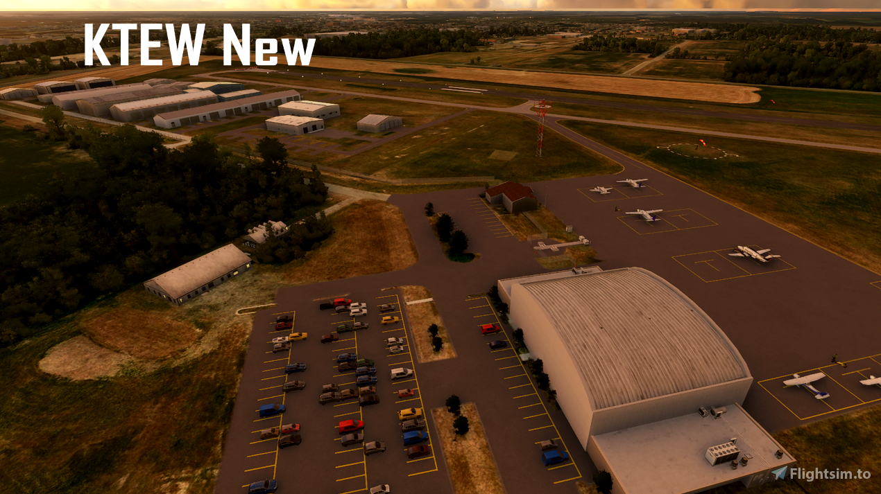 [Release] Mid-Michigan Airport GA Field Pack