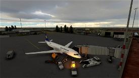 Keflavik (Reykjavik) Airport Rework Microsoft Flight Simulator