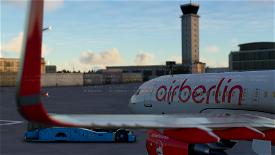 A320 Air Berlin (Accurate) Image Flight Simulator 2020