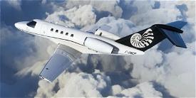 Cessna CJ4 Citation F-ONCP Air Alizé Image Flight Simulator 2020