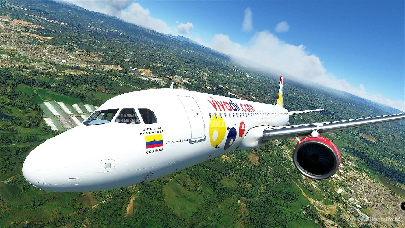 Viva Air Colombia