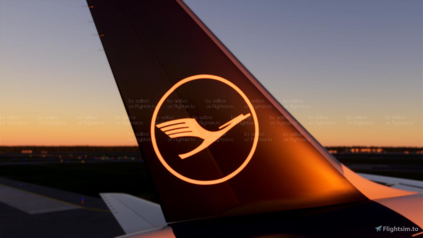 [Ultra] Lufthansa 787-10 Microsoft Flight Simulator