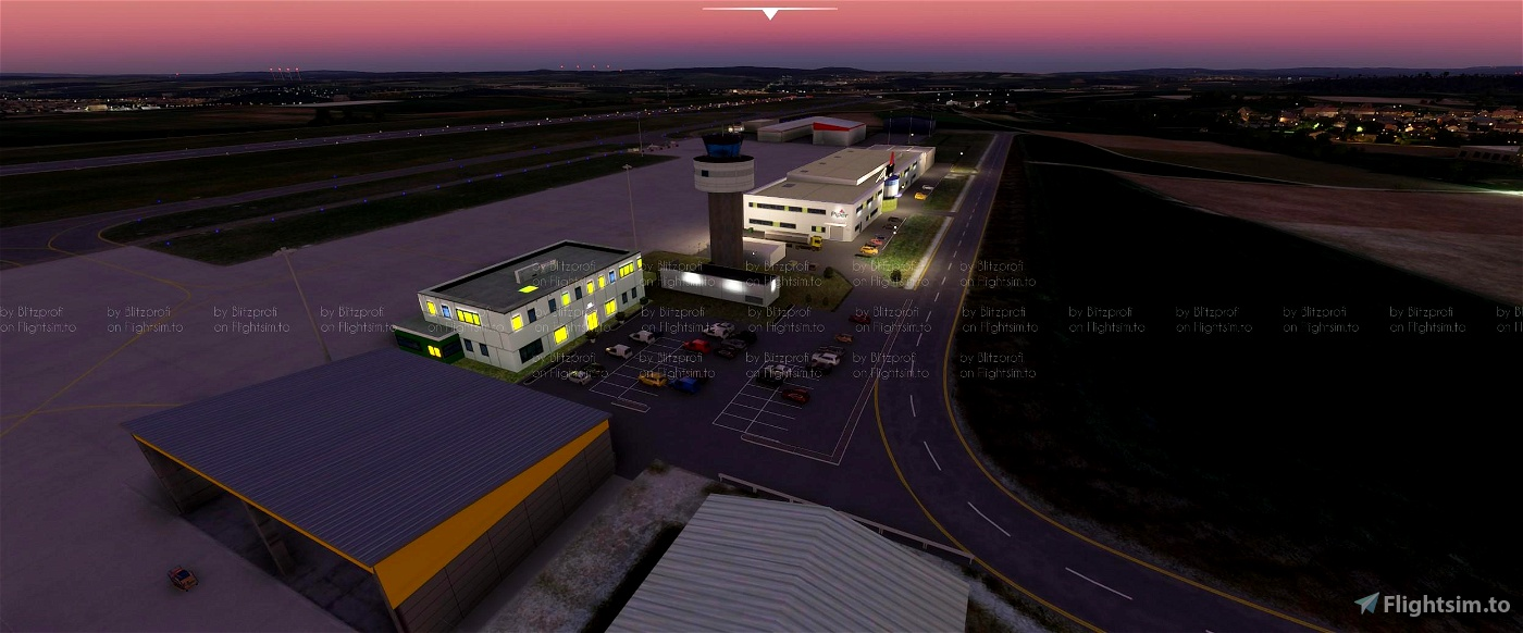 Airport Kassel EDVK Image Flight Simulator 2020