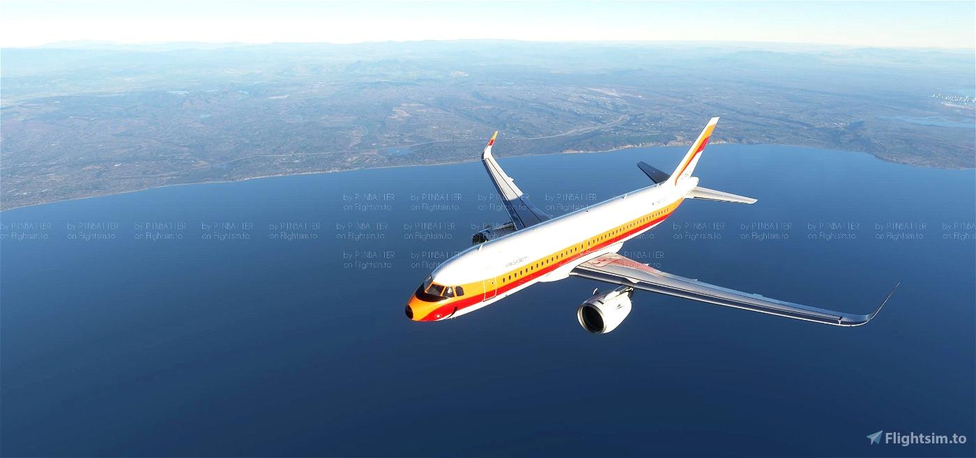 PSA Retro A320neo [4K livery]