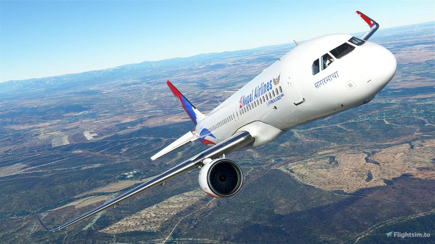 Nepal Airlines(4K)[9N-AKW]