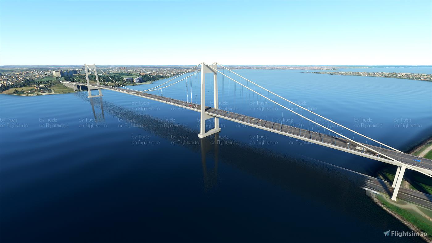Little Belt Bridges + Landmarks