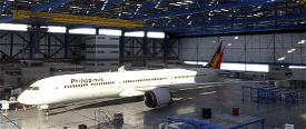Boeing 787 Philippine Airlines Image Flight Simulator 2020