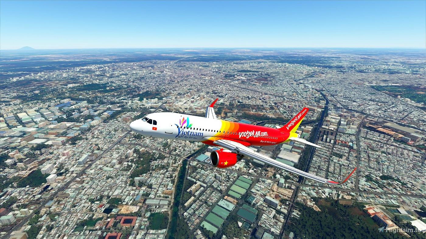 VietJet Air[4K](Update fix)