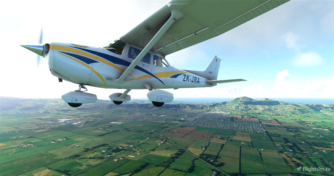 Auckland Aero Club C172 (Classic)
