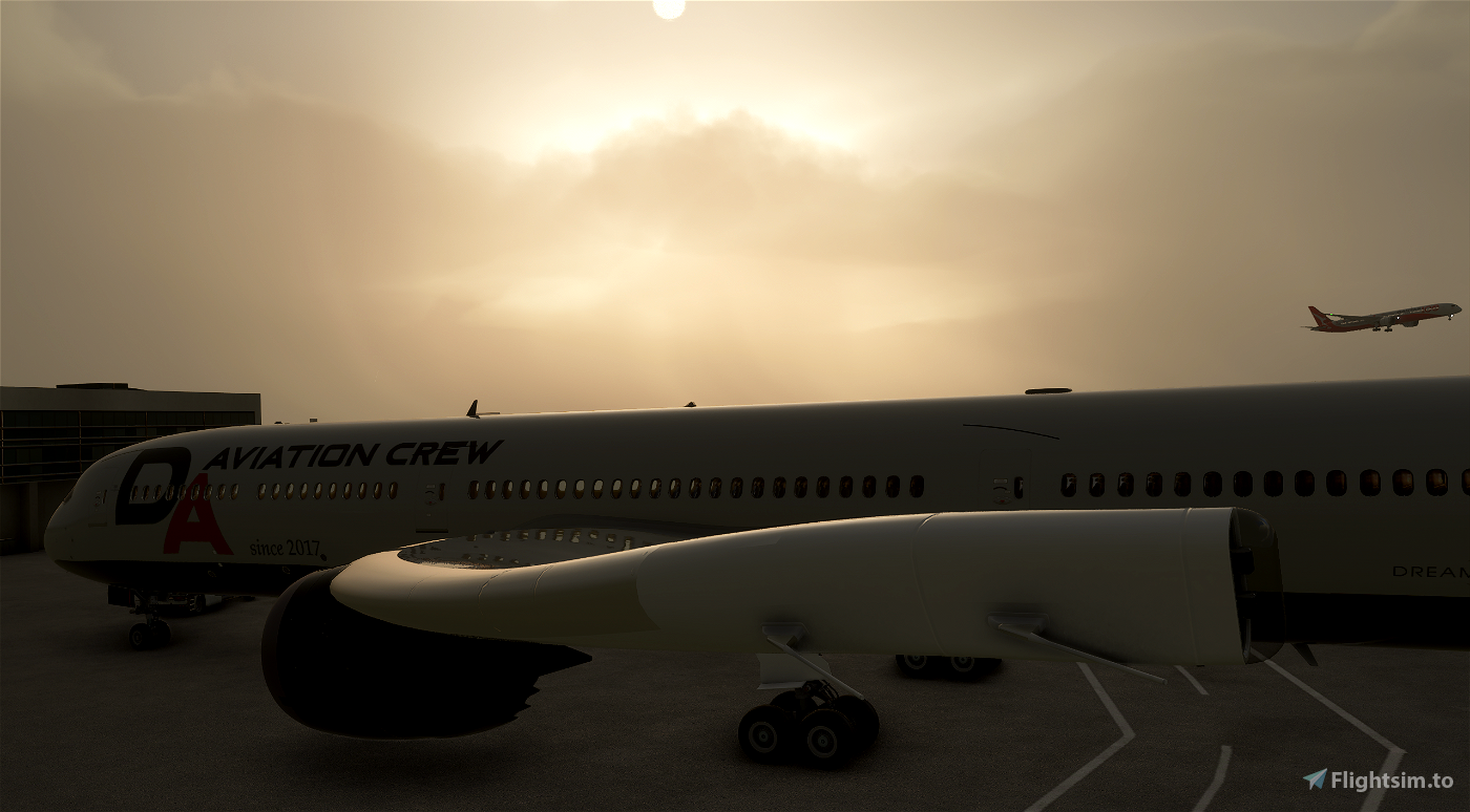 B78X-D&A Aviation Crew Virtual Airline