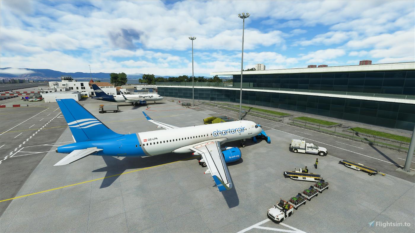 WOH A320neo Charterair Update Fix