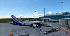VASU(Surat International Airport) Image Flight Simulator 2020