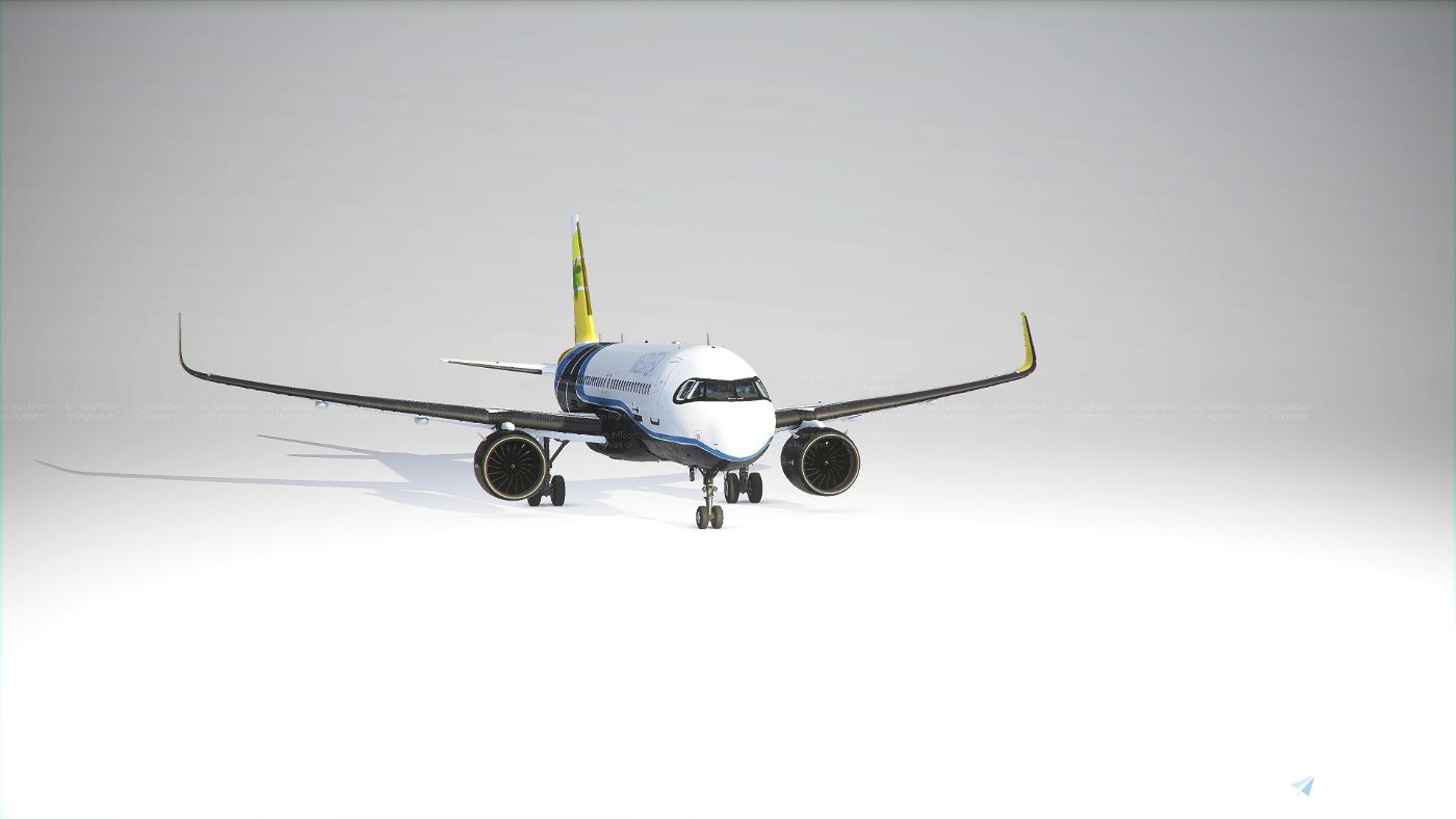 A320 Meditea Flight Simulator 2020