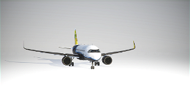 A320 Meditea Image Flight Simulator 2020