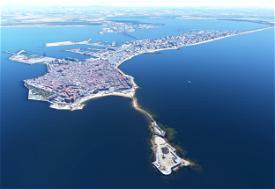 Updated - Cadiz Landmarks - Full City in Photogrammetry Microsoft Flight Simulator