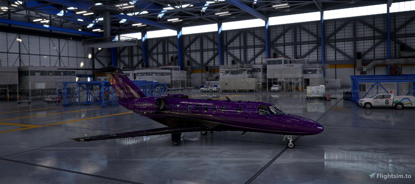 Cessna CJ4 Citation X series (Now in 9 colours)