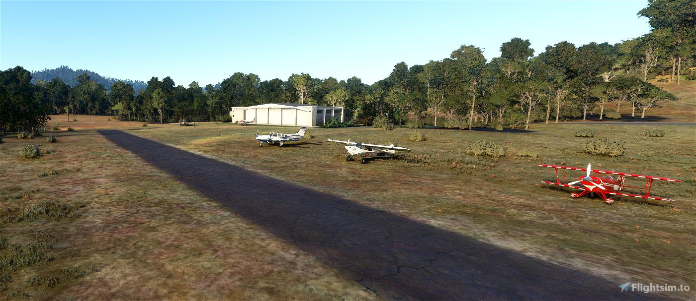 YNOB Nobby's Creek-Murwillumbah-NSW Image Flight Simulator 2020