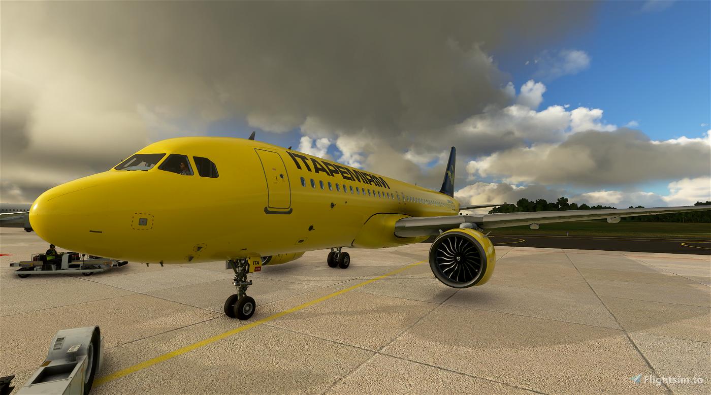 ITAPEMIRIM A320 8K (Update Fix)