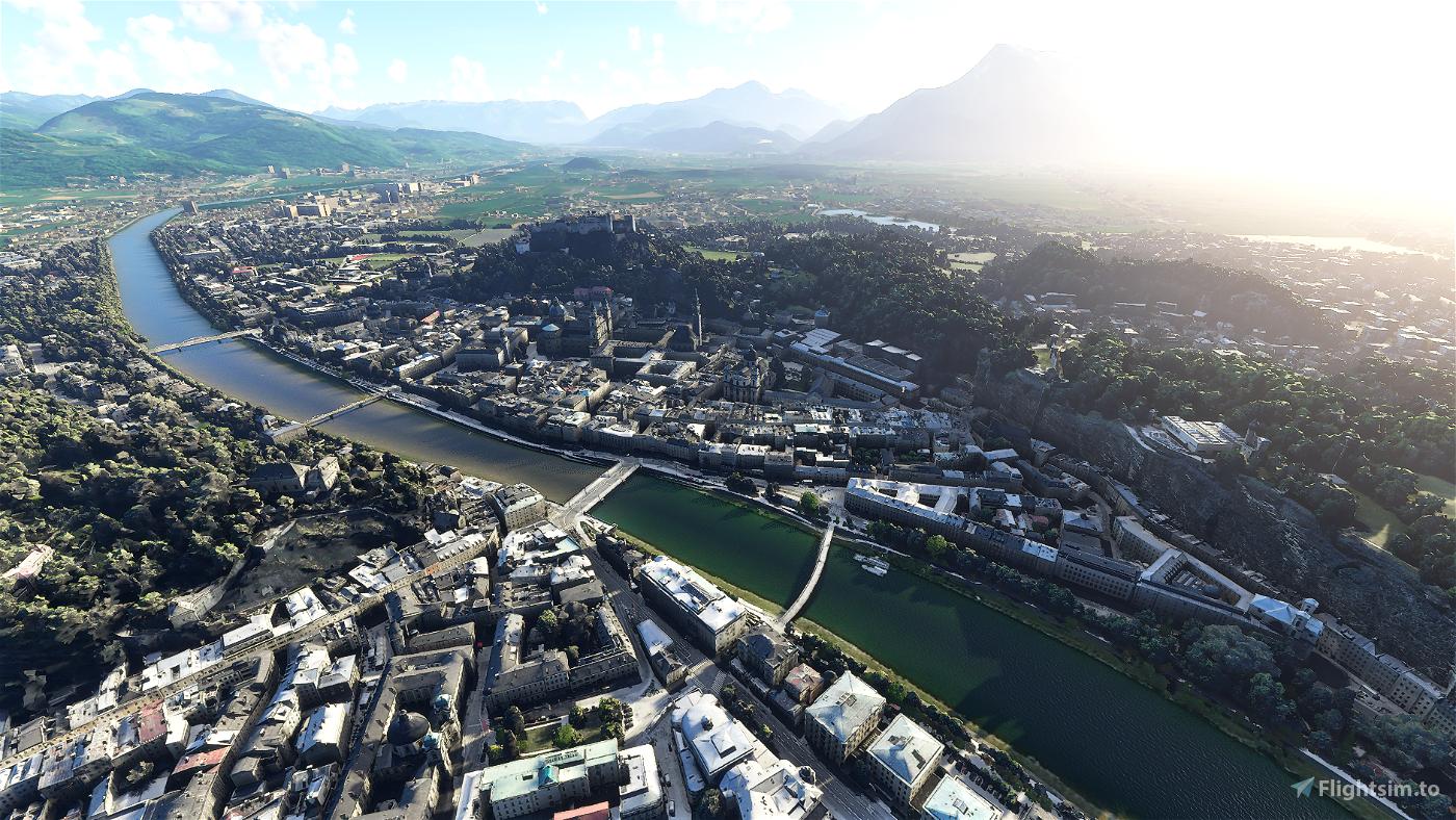 Salzburg, Austria - Photogrammetry