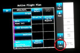 Fix TBM-930 MFD Freeze When Scrolling Down in the Flight Plan Image Flight Simulator 2020