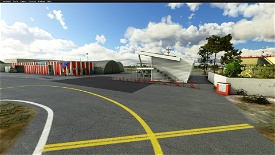 LIDU Carpi Budrione Airport - Italy Microsoft Flight Simulator