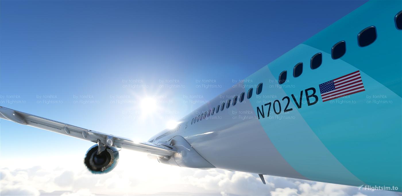 B787 Vibe Virtual Airlines | 4K