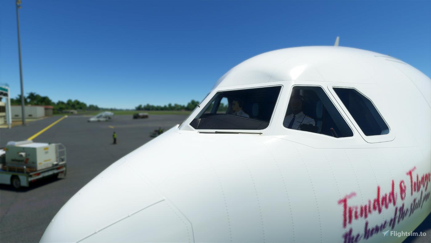 TTCP - Crown Point Airport, Tobago Flight Simulator 2020