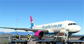 8K Flysafair A320 Image Flight Simulator 2020