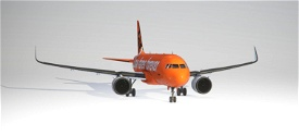 A320 Jaffa Jet/The Carrot Normal Wings (4K Livery) Image Flight Simulator 2020