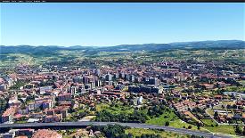 Pontevedra city,Spain Image Flight Simulator 2020