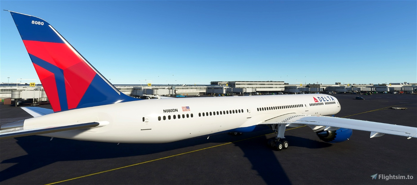 B787-10 Delta Airlines