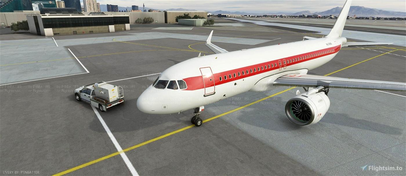 JANET A320neo [4K livery] Flight Simulator 2020