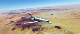 Cessna longitude White Damascus Image Flight Simulator 2020