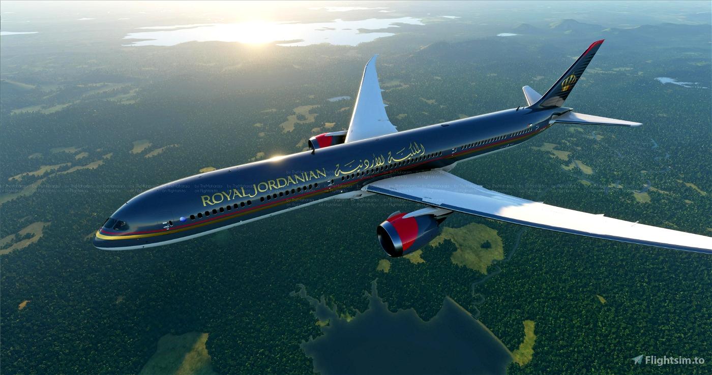 Royal Jordanian Airlines [8K] Flight Simulator 2020