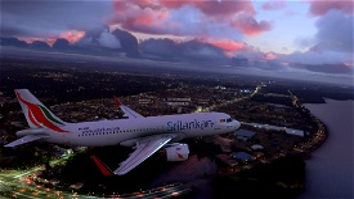 Srilankan Airlines [8K] Image Flight Simulator 2020