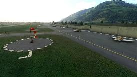 Zell Am See Airport (LOWZ) - Austria Microsoft Flight Simulator