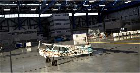 Rusty X-Cub barnfind Image Flight Simulator 2020