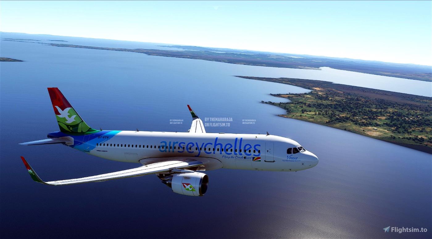 Air Seychelles Livery [8K]